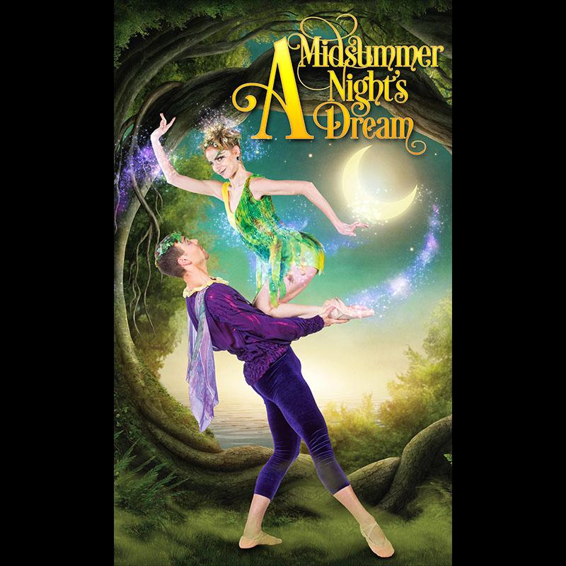 A Midsummer Night's Dream Ballet Victoria